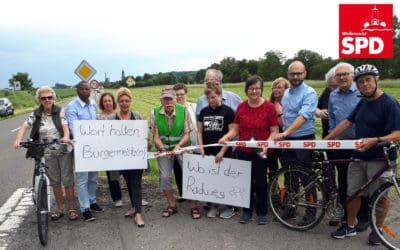 Radweg zwischen Metternich und Heimerzheim: Bauarbeiten beginnen diesen August