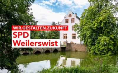 Wir.Gestalten.Zukunft – Neue Website & Arbeitsprogramm der SPD Weilerswist online